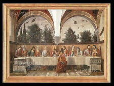 The Last Supper Miniature Dollhouse Doll House Picture