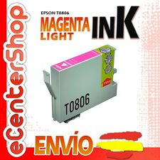Cartucho Tinta Magenta Claro / Rojo T0806 NON-OEM Epson Stylus Photo PX700W