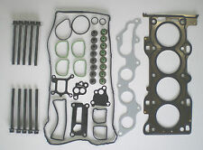 HEAD GASKET SET BOLTS MONDEO FIESTA FOCUS ST150 C-MAX S-MAX GALAXY  2.0 DURATEC