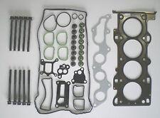 HEAD GASKET SET BOLTS MAZDA 3 6 MPV VOLVO C30 S40 V50 V70 S80 2.0 2.3 LF L3 16V