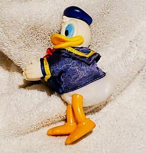Vintage Donald Duck Clip on Toy Hugger Motion