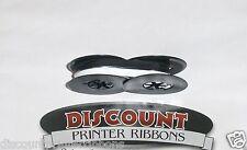 Olivetti STUDIO 45 Black and White Typewriter Ribbon + Free Shipping