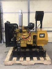 New 8 Kw Generator Caterpillar C11 Diesel Re Connectable 277480 Volt