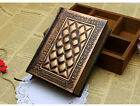 Vintage Journal Classic Relief Retro notebook diary Journal