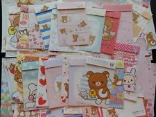 Stationery 20 Rilakkuma Bear Letter Set writing paper envelope san-x cute kawaii
