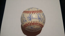 2003 Ottawa Lynx AAA Minor League Team Baltimore Orioles Auto Signed COA