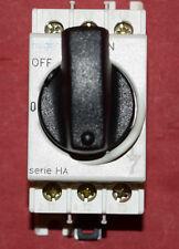 hager HA 302 Lasttrennschalter 3 pol  40A (B15)