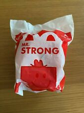 McDonalds Mr STRONG CUP TOY