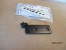 New listing Wb14x168 Ge Microwave Lower Door Hinge Black