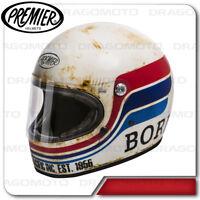 Casco Trophy Btr 8 Bm Premier Integrale Cafe racer