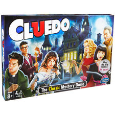 Hasbro Gaming Cluedo, The Classic Mystery Game NEW