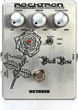 Rocktron Boutique Black Rose Octaver