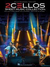 2CELLOS - Sheet Music Collection Cello Book *NEW* Music