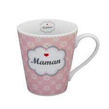 "Krasilnikoff Happy Mug Henkel Becher ""Maman"""