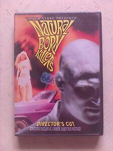 Natural Born Killers - Woody Harrelson - 1994 DVD