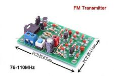 76-110MHz FM Transmitter DIY MP3 repeater Audio Wireless Transmitter Module
