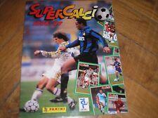 ALBUM PANINI SUPERCALCIO 1996/97 COMPLETO  96-97 STUPENDO