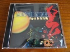 Monster Magnet – Dopes To Infinity Rare 2CD Limited Oz Tour Edition - Used
