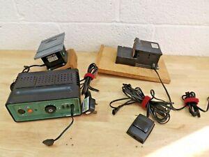 Minicraft Craft Kit. Power Unit, Circular Saw, Sander, Foot-Switch (Hospiscare)