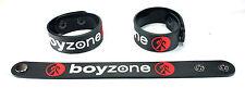 Boyzone NEW! Rubber Bracelet Wristband Free Shipping Ronan Keating aa246