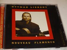 CD Ottmar Liebert:Nouveau Flamenco [1990-2000 Special Tenth Anniversary Edition]