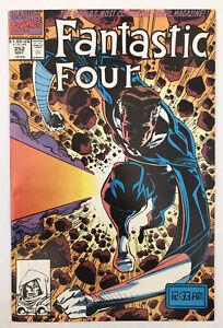 Fantastic Four #352 - 1st App Minutemen - Marvel Comics