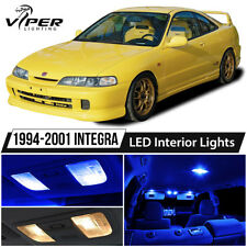 1994-2001 Acura Integra Blue LED Interior Lights Package Kit