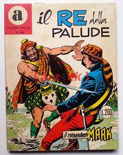 Collana Araldo N 66 COMANDANTE MARK Cepim Bonelli 1972 ESSEGESSE