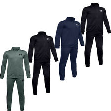 Under Armour Boys Kids Tracksuits Bottoms Football Full Tracksuit Jogging Suit
