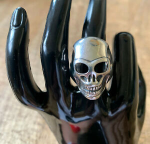 Totenkopf Skull Ring Thomas Sabo 925 Silber Original Gr. 64