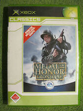 Microsoft X - Box Spiel Medal Of Honor: Frontline (dt.) USK 18  XBox