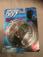 Corgi James Bond 007 Mobil - Jaguar XKR - Neu & Ovp - Turn Dial to Unlock Facts
