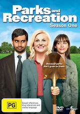 Parks and Recreation: Season 1 * NEW DVD * Amy Poehler Rashida Jones