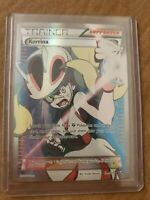 Korrina 111/111 - Full Art - XY Furious Fists - LP-NM - Pokemon - Free Shipping