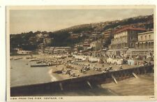 Y 321 ISLE OF WIGHT - EARLY POSTCARD OF VENTNOR - Nigh