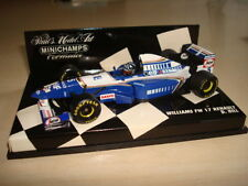 Voitures Formule 1 miniatures MINICHAMPS pour Williams