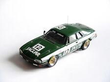 Cet JAGUAR XJS voiture de course racing car #12, à la main handmade/G ROBUSTELLI 1:43