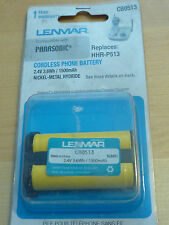 Lot of 22 NEW Lenmar CB0513 Cordless Phone Replacement Battery Replaces HHR-P513