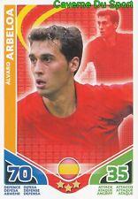 ALVARO ARBELOA # ESPANA CARD CARTE MATCH ATTAX STARS MONDIALE 2010 TOPPS