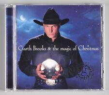 Garth Brooks & The Magic Of Christmas CD First Edition 1999 OOP