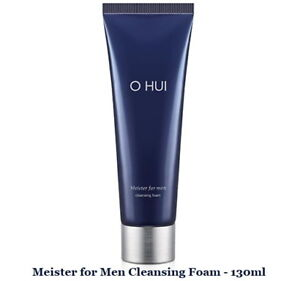 [Dabin Shop] O Hui Meister for Men Cleansing Foam Deep Clean Find Bubble