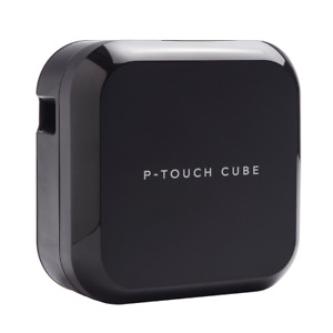 Brother P-Touch PT-P710BT Cube Plus schwarz TZe 3,5/6/9/12/18/24 USB Bluetooth