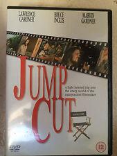 Lawrence Gardner JUMP CUT ~ 1993 Independent Filmmaker Drama | UK DVD