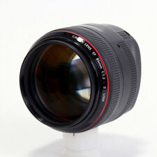 Canon EF 85mm F/1.2 L II USM Lens from Japan