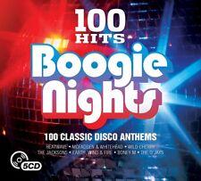 100 Hits: Boogie Nights - Various Artists (Box Set) [CD]