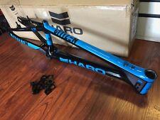 "HARO BIKES CITIZEN RACE CARBON FRAME PRO 20.5 BMX BIKE BLACK 20.5"" 2019 GT BLUE"