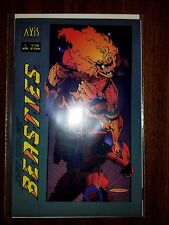 AXIS COMICS: B.E.A.S.T.I.E.S (BEASTIES)  #1 NM 1995 - #1
