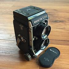 Mamiya C330 Professional F TLR Medium Film Camera with Sekor 80mm f2.8 Lens
