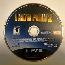 Iron Man 2 (Sony PlayStation 3, 2010) DISC ONLY 5842
