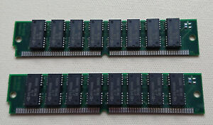 Vintage 8MB Kit (2x 4Mb) HYNIX RAM/Memory 72 pin Fast 70nS EDO Non-Parity